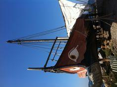 Antik çağ gemisi