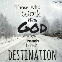 Walk with God. Mildred Williams