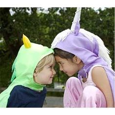 Silk Unicorn and Dragon Costumes- Silk is a natural fiber and renewable resource.  Sarah's Silks dyes are non-toxic, non-hazardous, environmentally friendly, with no heavy metals.
