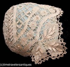 Bobbin lace - a lost art Antique Lace, Vintage Lace, Irish Crochet, Crochet Lace, Lace Patterns, Crochet Patterns, Rose Shabby Chic, Bobbin Lacemaking, Types Of Lace