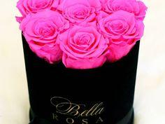 Goodmorning Pink Roses🎀🎀 #bellarosaforeverflowers #flowers #flowerbox #blumenbox #rosebox #pink #black #velvet #comingsoon #staytuned #🌹 #instagood #instaflowers #pretty #gift
