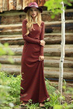 Luna Maxi Dress | September Skies Collections