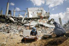 """الاونروا تعلن وقف المساعدات المالية لاصلاح المنازل في غزة بسبب """"نفاد الاموال - جريدة الرسالة"""
