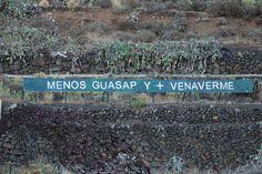 Menos Guasap y + venaverme