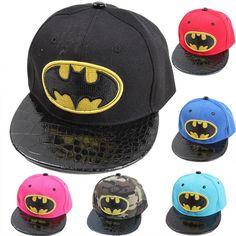 Bilderesultat for batman caps barn