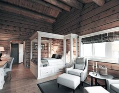 Junior Suite Storfjord Hote in Norway Norway, Loft, Bed, Interior, Travel, Furniture, Home Decor, Viajes, Decoration Home
