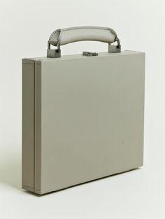 Lanvin Men's Monsieur Small Briefcase