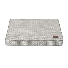 Jax & Bones Hera Grey Memory Foam bed