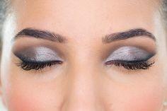 Maquillaje Silver Black - Natalia Carballo   Maquilladora profesional Las Palmas