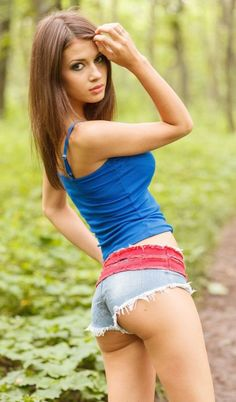 Short shorts gallery porn images