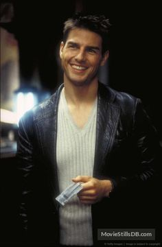 Mission Impossible publicity still of Tom Cruise