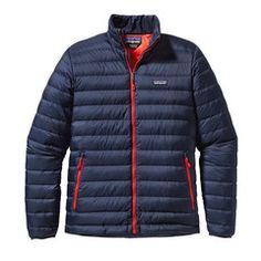 Patagonia Men's Down Sweater Jacket 84674 aNavy Blue