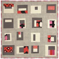 Learn how Modern Quilter Jacquie Gering uses Variable Framing to design her quilts.