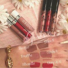 Liquid Lipstick dupes.