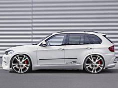 BMW X 5  by AC SCHNITZER