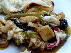 Outras Comidas: Pimentade de Bacalhau
