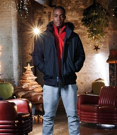 Unrivalled looks : Get your christmas unrivalled looks sorted Jd Sports, Bomber Jacket, Winter Jackets, Christmas, Fashion, Winter Coats, Xmas, Moda, Winter Vest Outfits