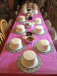 Cake Decorating Party - Google Search
