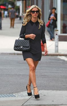 Nicky Hilton Shows Two Ways to Wear '60s-Inspired Dresses