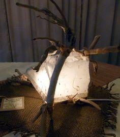 Driftwood Handmade Lamp