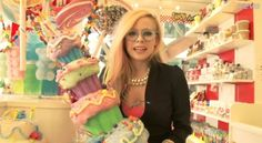 """Go behind-the-scenes with Avril Lavigne on the set of """"Hello Kitty""""! http://smarturl.it/HKbts1"""