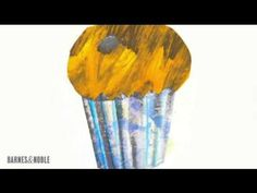 Hungry Caterpillar narrated by Eric Carle - YouTube