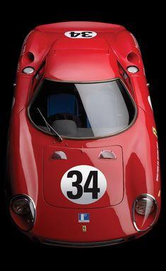 1964 FERRARI 250 LM BY CARROZZERIA SCAGLIETTI