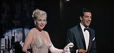 Amanda Dell  [Marilyn Monroe] e  , Tony Danton  [Frankie Vaughan