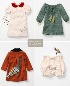 probably the cutest baby girl clothes I've seen