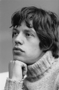 Mick Jagger by Jean-Marie Périer  , Londres, 1964 Who is this sweet looking guy??LOL Mr Satisfaction.....