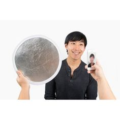 SP Studio Systems Collapsible Reflector, 12in