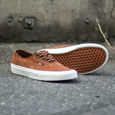Vans Authentic Decon Scotchgard Monk´s Robe