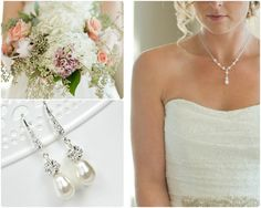 Hey, I found this really awesome Etsy listing at https://www.etsy.com/listing/164724504/bridal-jewelry-set-wedding-necklace-set