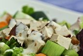 Creamy salad dressing (from Dr. Weil) - made with silken tofu