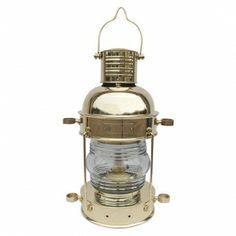 Ankerlampe Messing, Petroleumbrenner, H: Messing, Lighting, Home Decor, Copper, Dekoration, Nice Asses, Homemade Home Decor, Decoration Home, Light Fixtures