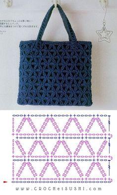 Crochet Wallet, Free Crochet Bag, Crochet Market Bag, Crochet Tote, Crochet Handbags, Crochet Purses, Crochet Beach Bags, Crochet Bag Tutorials, Crochet Basics