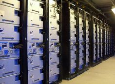 Charting the future of data centers and cloud computing.