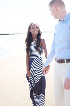 ali18-wiz: Engagement Photos. <3 @Black Women Date White Men Site: http://www.blackwhitepassion.com #bwwm #wmbm