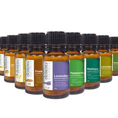Elementa Essentials | 100% pure essential oils