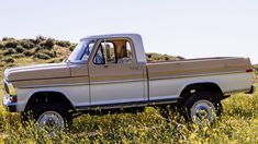 Classic Ford Trucks, Old Pickup Trucks, Lifted Chevy Trucks, Lifted Ford Trucks, Chevrolet Trucks, 1957 Chevrolet, Chevrolet Impala, Classic Cars, Ford Ranger Pickup
