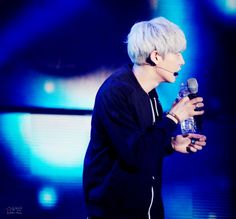 Chanyeol - 150524 2015 Lotte Duty Free Family Festival K-pop Concert Credit: 됴펭귄. (2015 롯데면세점 패밀리페스티벌 케이팝 콘서트)