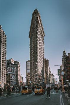 Flatiron - NYC Icon  | (c) Silvie Bonne Fotografie - www.silviebonne.be All Pictures, Empire State Building, New York Skyline, Nyc, Park, Travel, Viajes, Parks, Destinations