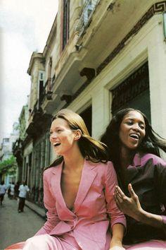 Kate & Naomi