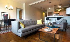 Buffalo Apartments at the Hub | 1500sq ft $1800/mo 2 BR 2 BA