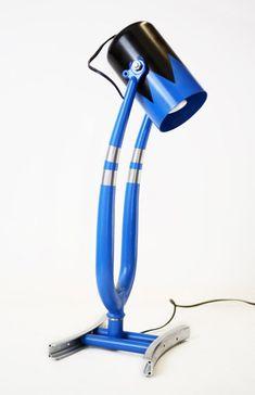 LampcycleBlue Bike Fork Lamp_1