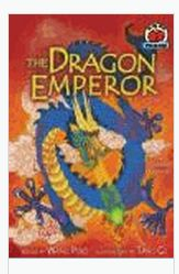 The dragon emperor [electronic resource] : a Chinese folktale Wang, Ping Retells the legend of the war between the Yellow Emperor, a fourheaded dragon, and Chi You, the Black Dragon, who rebelled against him.  Subjects: Multicultural, Culture, China, folklore,