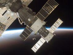 Estación espacial internacional. Flipboard.