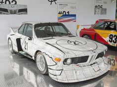 Alexander Calder - BMW's Art Cars - Pictures - CBS News