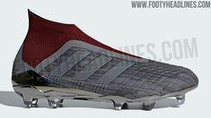 Official picture: adidas Predator 18+MasyerControl Paul Pogba signature boots leaked