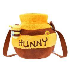【ディズニーストア】ぬいぐるみバッグ POOH HUNNY DAY プー | ディズニーグッズ・ギフトの公式通販サイトDisneystore